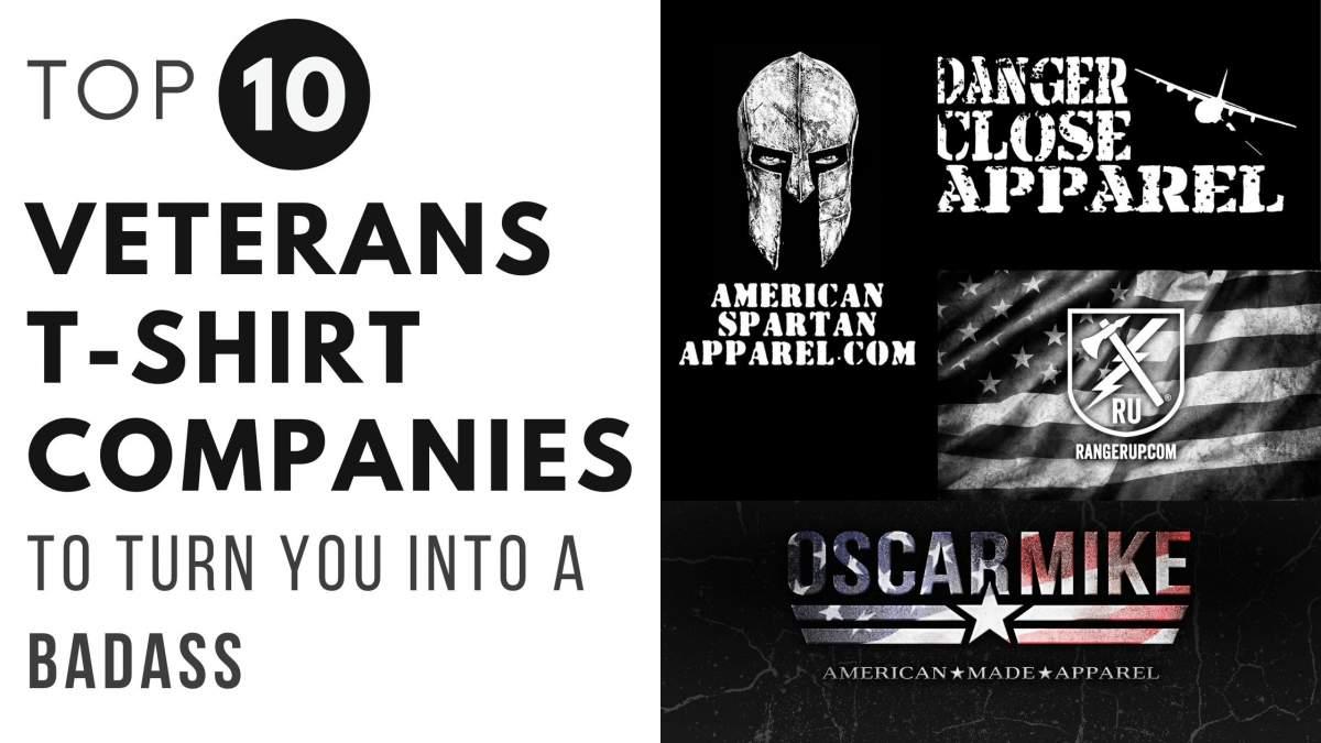 Ranger Up Veteran Support the Troops T-Shirt Black